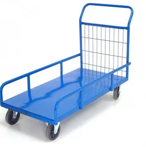 Carro Plataforma Aba lateral